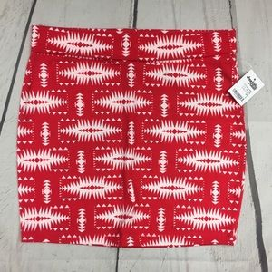 NWT! Charlotte Russe Mini Skirt size Large!